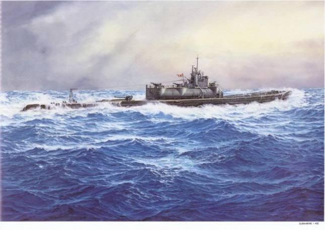IJN I-400 submarine